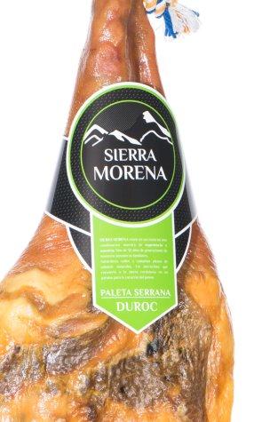 Paleta Serrana DUROC