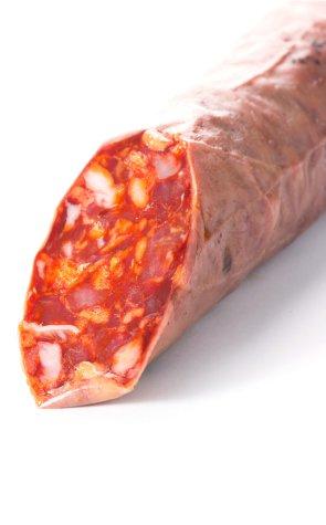 Chorizo Cular Ibérico Cortado