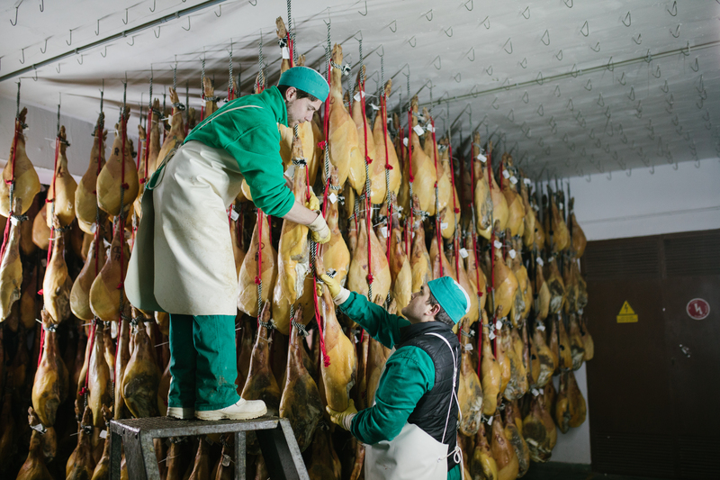 ¿En qué consiste la cala del jamón?